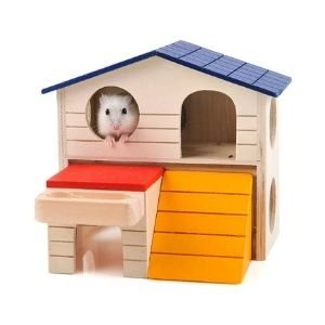 Hideout Hamster House