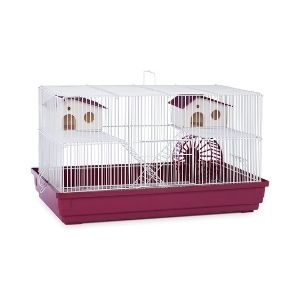 Prevue Hendryx Deluxe Hamster Cage 1